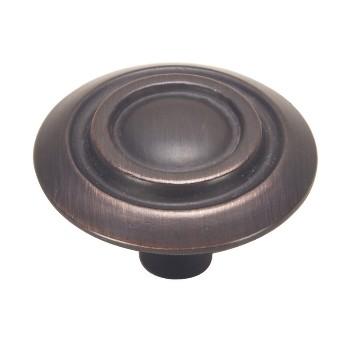Hardware House  642488 Scroll Cabinet Knob ~ Bronze