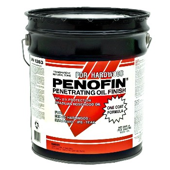 Penetrating Oil Finish ~ Mission Brown/5 Gallons