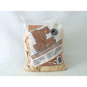 Kamen 0030-2577-BAGA 30004 Desert Tan Rags (Bx/24)