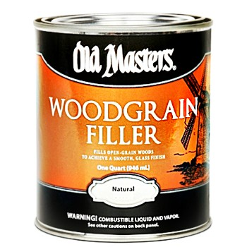 Interior Woodgrain Filler, Natural ~ Quart