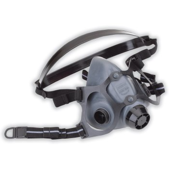 Honeywell  550030L 1/2 Mask Lg Respirator 550030L