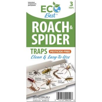 Harris  ERS-3 Ers3 Eco Roach & Spider Trap ERS-3