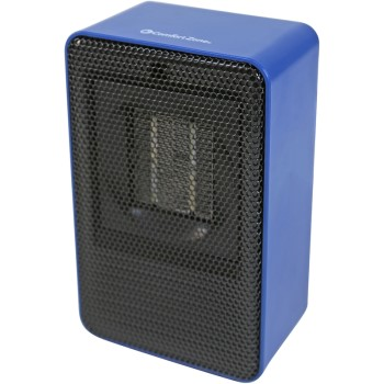 Blue Ceramic Heater