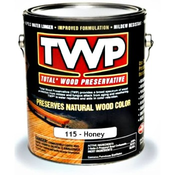 Total Wood Preservative, Honeytone ~ Gallon