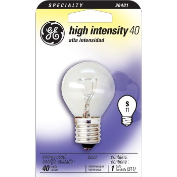 GE 35156 Hi-Intensity Bulb, 40 watt