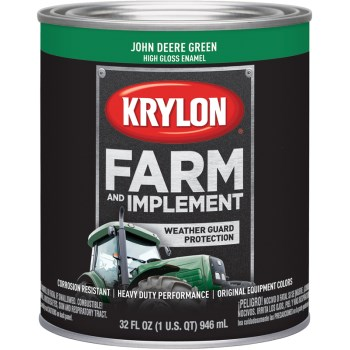 Krylon K02023000 2023 Qt John Deere Green