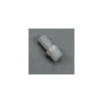 Male Adapter, 3/8 x 1/2 inch