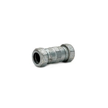 Compression Coupling, Galv Steel ~ 3/4""