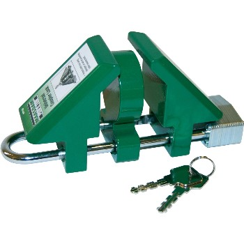 PullR Holdings LLC MPT108 Universal Coupler Lock