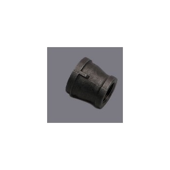 11/4x1 Black Red Coupling