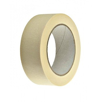 Low Tack Masking Tape,  2in. X 60 yd