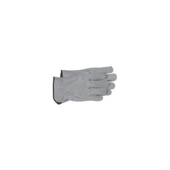 Leather Gloves - Unlined - Medium