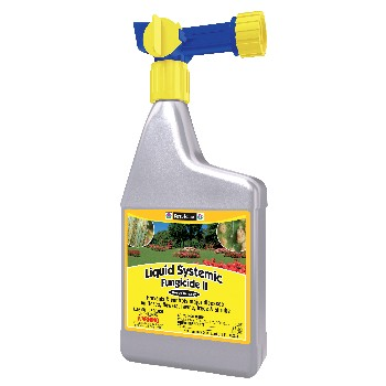 Liquid Fungicide II , Ready-Mixed ~ One Quart