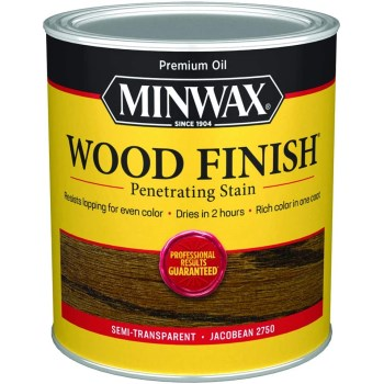 Wood Finish, Jacobean ~  Gallon