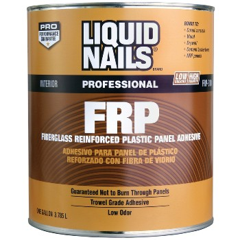 Liquid Nails AHE31002TN001 Frp-310 1g Latex Frp Adhesive