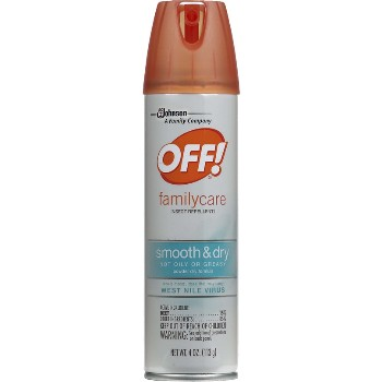 Off Brand Family Care Insect Repellent ~ 4 oz Spray