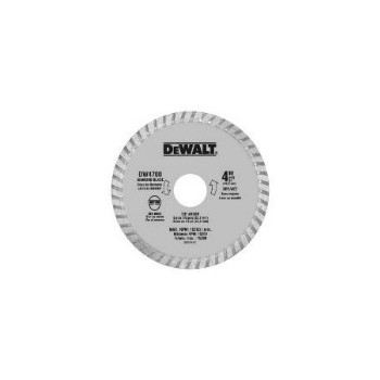 DeWalt DW4700 4 inch Drycut Diamond Wheel