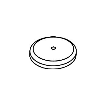 Round Magnetic Base,  Visual Pack 7503 3 - 1 / 4 inches