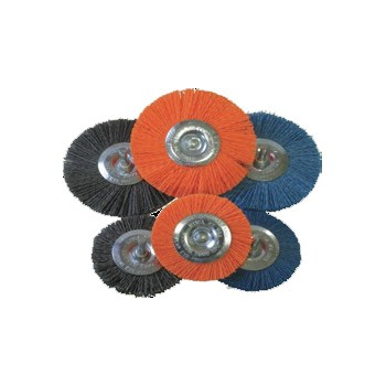 Dico Prod  7200015 3in. Gray Wheel Brush