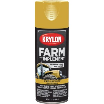 Krylon K01957000 1957 Sp School Bus Yellow