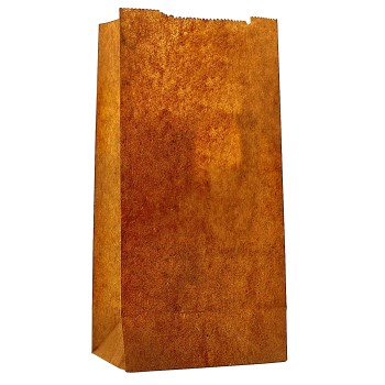 Clayton Paper DUR18401 1# Brown Grocery Bag
