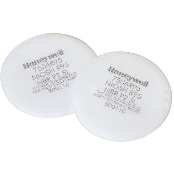Honeywell RWS-54053, R95 Pre-Filter Replacement Kit, for Convenience Pack Respirators, 6 Pk RWS-54053