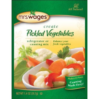 W611j2425 1.4oz Pickled Vegies