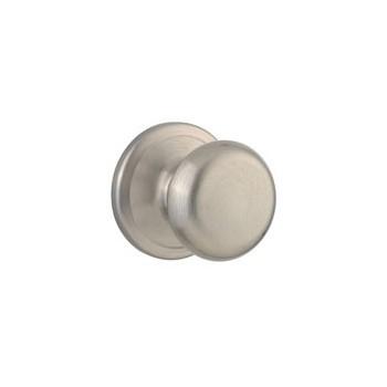 Kwikset 97880-668 Dummy Knob~Juno Series, Satin Nickel