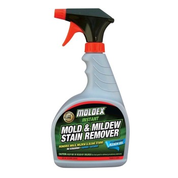 Moldex Mold and Mildew Stain Remover, 32 ounce