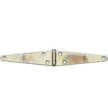 Light Strap Hinge, Zinc Plated ~ 5""