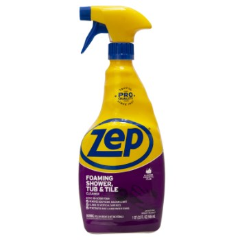 Amrep/zep Zupftt32 Foam Tub/tile Cleaner