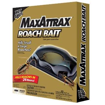 United/Spectrum HG-2030W Maxattrax Roach Bait