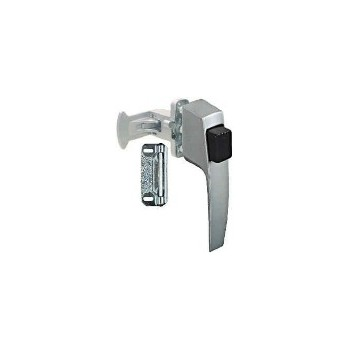 Aluminum Pushbutton Latch, Visual Pack1326