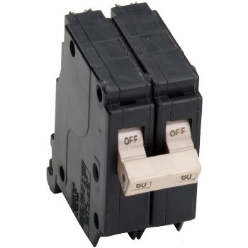 """Eaton Corp CH260CS Type CH 3/4"""" Two Pole Circuit Breakers ~ 60a"""