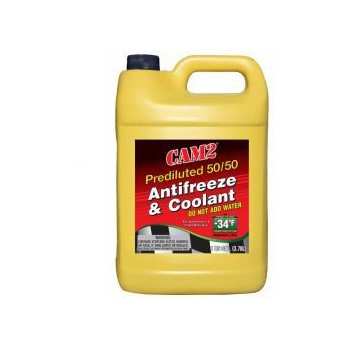 Antifreeze, Prediluted 50/50 ~ Gallon