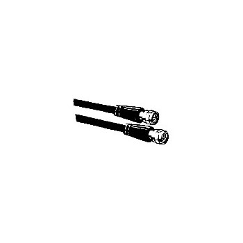 6ft. Black Rg6 Coax
