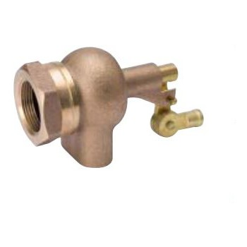 "Bronze Float Valve~1"" Female"