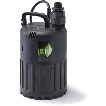 1/2hp Submersible Pump