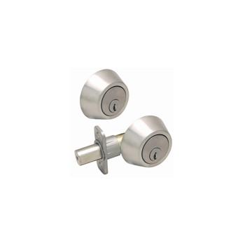 Hardware House/Locks 424689 Double Cylinder Deadbolt
