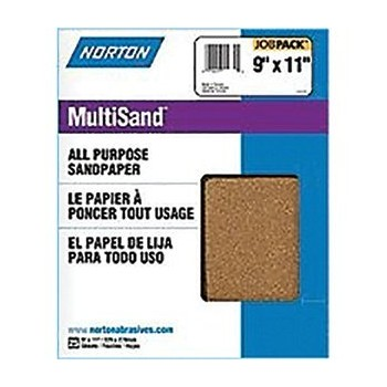 Sandpaper, All Purpose ~ 80D Grit