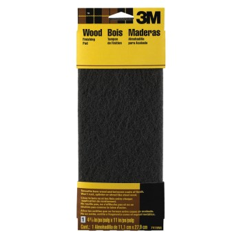 3M 05114407415 Sandpaper - Wood Finishing Pad ~ 4 3/8 x 11 inch