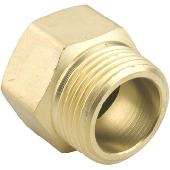Brass Hose Connector~ 3/4""