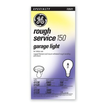 Garage Light ~ 150 Watt