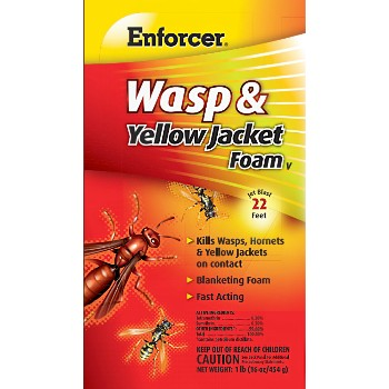 Wasp & Yellow Jacket Foam