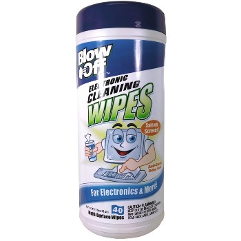 A.v.w. 2091 Cleaning Wipes, Electronic ~ 40 Pk.