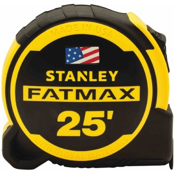 Stanley Fatmax Tape Measure ~ 25'