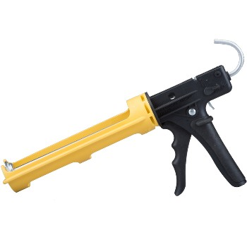 Heavy Duty Dripless Caulk Gun ~ 10 oz Tube Size