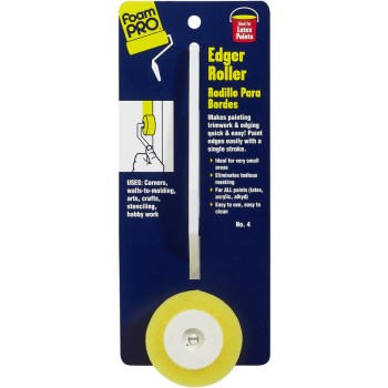 Edge Roller Foam Paint Tool