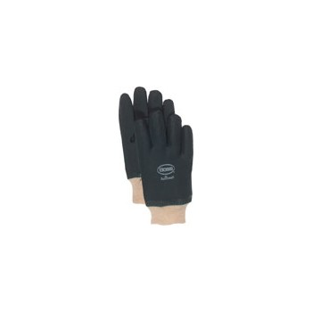 PVC Glove - Large - Jersey Lined