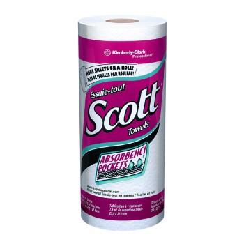 Kimberly Clark 41482 Scott Perforated Paper Towel